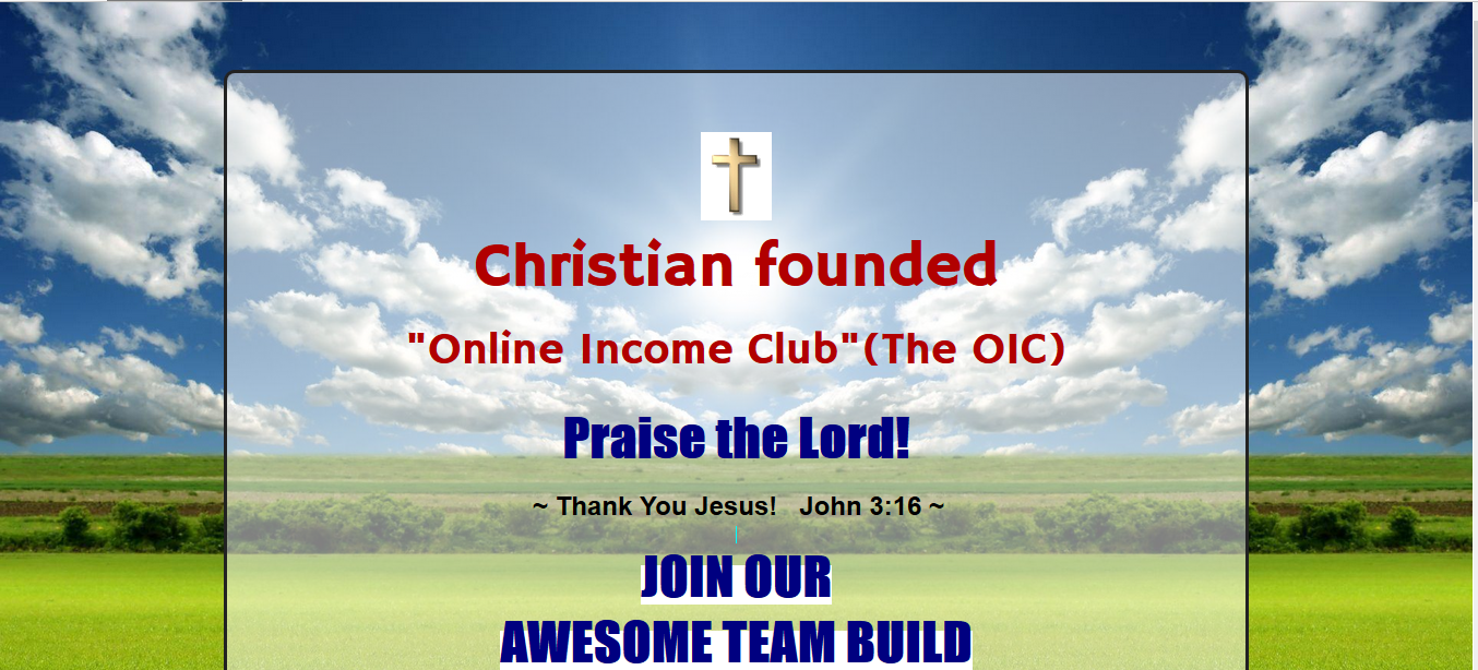 Christian Founded Income Club